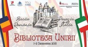 Biblioteca Unirii @ Perugia, Italia